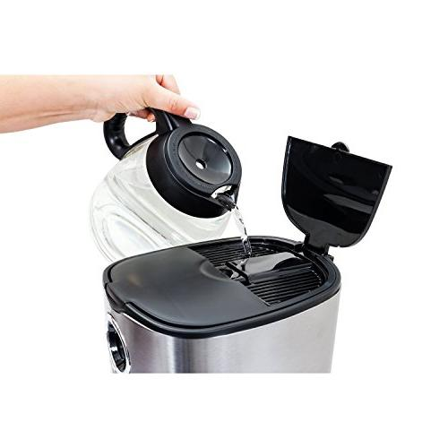 Mr. Coffee Stainless Maker