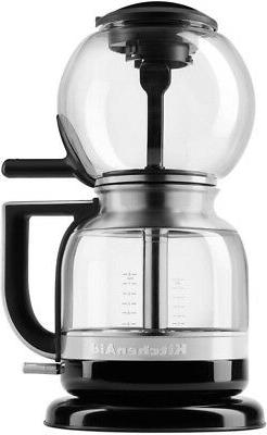 KitchenAid Coffee Maker 8-Cup Automatic Cord Wrap Stainless