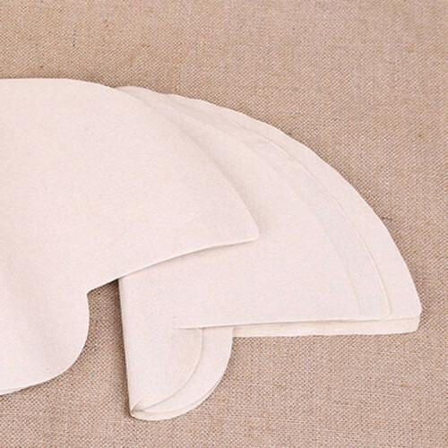 Disposable Coffee Paper Filters Cone Unbleached Replacement