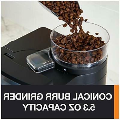 Grind Maker with Builtin Coffee 10-Cups, Blac