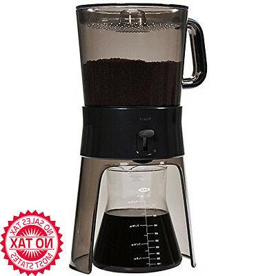 hot cold brew smooth coffee maker concentrate
