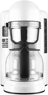 KitchenAid 12-Cup Coffee Maker with One-Touch Brewing
