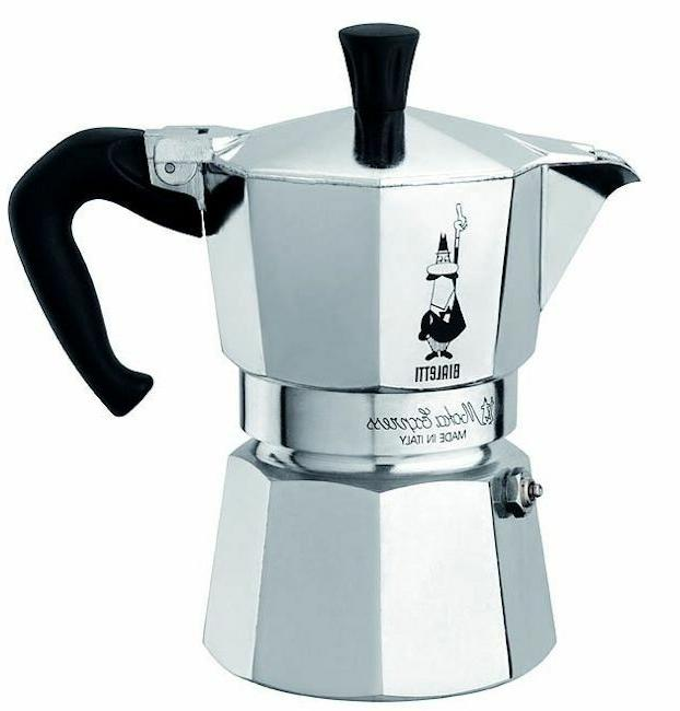 Bialetti Express Stovetop Maker Pot ounce