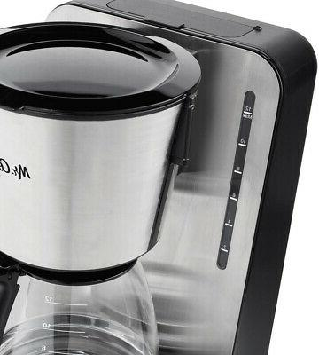 MR. Coffee Programmable with Water System