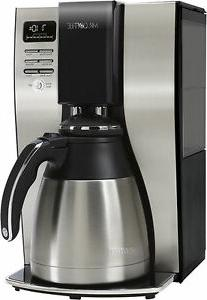 Mr. Coffee Optimal Brew 10-Cup Programmable Coffee Maker wit