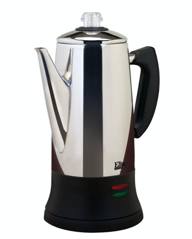 new 12 cup coffee maker percolator stainless