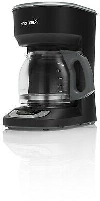 Programmable Coffee Maker 12 Cup with Auto Shut Off Powers S