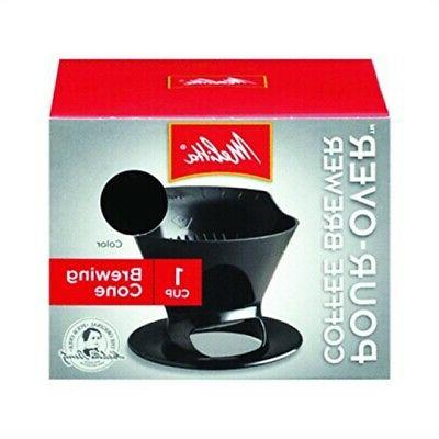 Melitta Single Cup Black - 2 Pack