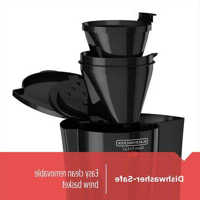 Single Cup Best One Serve Automatic Brew Machine For Kitchen