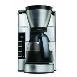 Capresso MG900 10-Cup Rapid Brew Coffee Maker with Glass Car