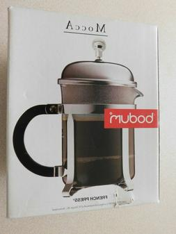 Bodum Mocca French Press Coffee Maker ~New In Rough Box~