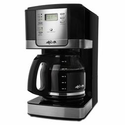 Mr. Coffee Advanced Brew 12-Cup Programmable Coffee Maker Bl