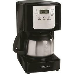 Mr. Coffee JWX9 5 Cup Programmable Coffee Maker With Stainle