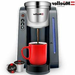 Mueller Ultima Single Serve Pod Compatible Coffee Maker Mach