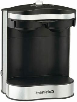 NEW Cuisinart 2-cup  Stainless-steel Coffeemaker Pod Coffee