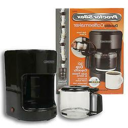New 216625  Coffeemaker 10-Cup Black  Cheap Wholesale Discou