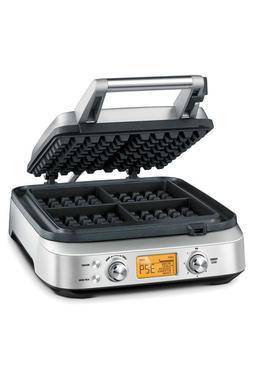 NEW Breville BWM640BSS The Smart Waffle Pro Maker - Stainles
