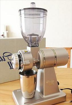 NEW Kalita Japan Coffee Cafe Grinder Nice Cut mill 100g Silv
