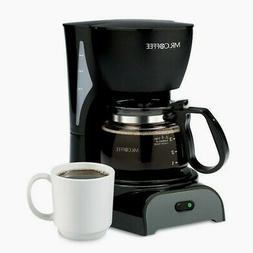 NEW Mr. Coffee Simple Brew DR5-NP 4 Cups Coffee Maker Black