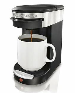 Personal One Cup Pod Drip Brewer Single Serve 1 Soft Disc Co