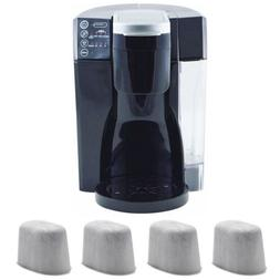 NuWave BruHub Coffee Maker with 40 oz. Carafe and 4 Pack Rep