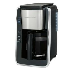 programmable easy access deluxe coffee maker 12