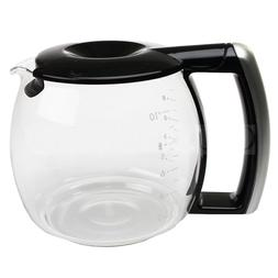 Replacement Glass Jug For Delonghi Coffee Maker Filter & Pla