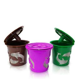 Reusable Refillable K-Cup Coffee Filter Pod For Keurig 2.0 C