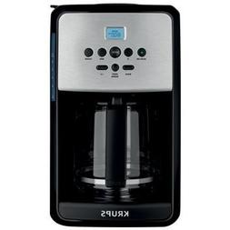 Krups Savoy model EC312050 12 cup coffee maker BRAND NEW IN