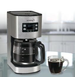 Capresso SG300 Stainless Steel Coffee Maker
