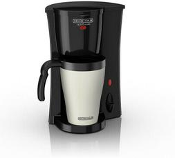 Single Cup Coffee Maker Best One Serve Automatic Brew Machin