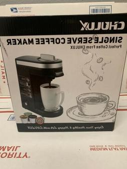 Single Serve Coffee Maker K Cup Machine Pod Size Compact Gre