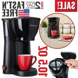 Single Serve Coffee Maker Single Cup One Cup Coffee Maker Sm