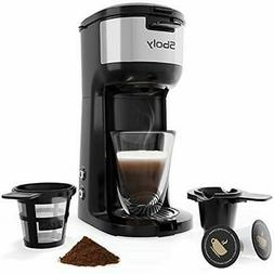 Single Serve K Cup Coffee Machines Maker Brewer K-Cup Pod ""