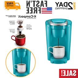 Single Serve K Cup Pod Coffee Maker For Office Home Energy E