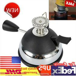 Stainless Steel Mini Outdoor Butane Gas Burner for Hario Syp