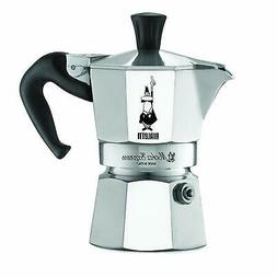 The Original Bialetti Moka Express Made in Italy 1-Cup Stove