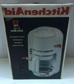 ultra compact coffee maker kcm200wh brand new